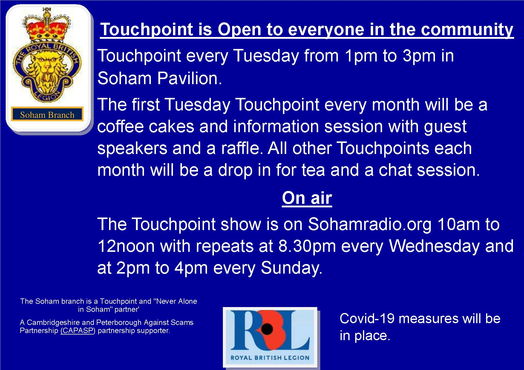 Touchpoint-poster